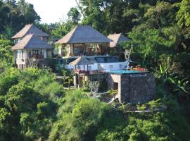 Amori Villas, hotel in Ubud