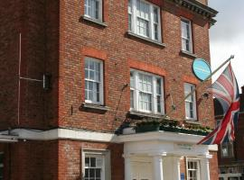 The Broadway Hotel, hotel near Stevenage Central Library, Letchworth