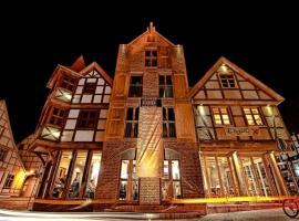 Exempel Schlafstuben und Quartier Langer Hals, Hotel in Tangermünde