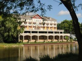 Marv Herzog Hotel, hotel in Frankenmuth