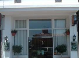 Costa Azzurra, hotell i Giardini Naxos