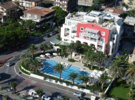 Valentino Resort, отель в городе Гроттаммаре
