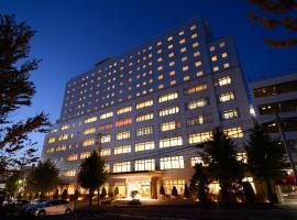 山形国際ホテル、山形市のホテル