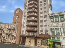 Отель Дон Кихот, отель в Ростове-на-Дону