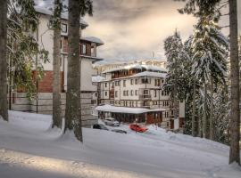 Green Life Family Apartments Pamporovo, hotel in Pamporovo