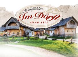 Im Dörfl Anno 1873, Hotel in der Nähe von: Schloss Trautenfels, Irdning