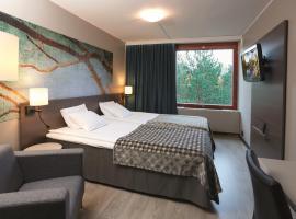 Hotel Korpilampi, hotelli Espoossa lähellä maamerkkiä Leppävaaran asema