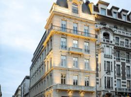 Okko Hotels Lyon Pont Lafayette, hotel in Lyon