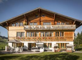 Le Petit Relais, hotel in Gstaad