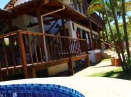 Planeta Banana Paraty, hotel near Jabaquara beach, Paraty