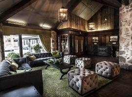 Old Stone Inn Boutique Hotel, hotel in Niagara Falls