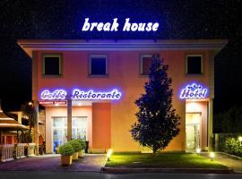 Hotel Break House Ristorante, hotel in Terranuova Bracciolini