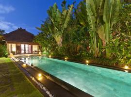 Villa Blubambu, hotel dekat Bintang Supermarket Seminyak, Seminyak