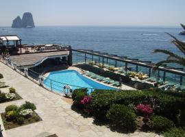 Diva La Canzone Del Mare, hotel in Capri