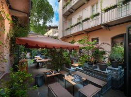 Maison Borella, hotel a Milà