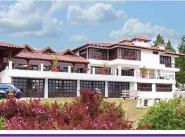 Hotel Reserva Monarca, hotell i Salento
