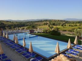 Smy Borgo Magliano Toscana, hotel in Magliano in Toscana