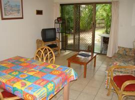 Noosa Yallambee Holiday Apartments, serviced apartment in Noosaville