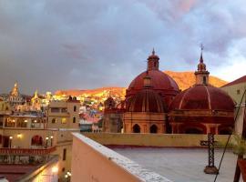 Hospederia del Truco 7, hotel in Guanajuato
