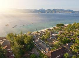 Scallywags Resort, hotel in Gili Trawangan