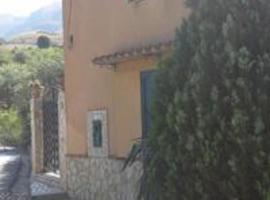 Oasi delle Madonie, villa in Scillato