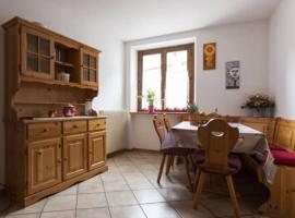 Appartamento Zeni - Dolomiti di Brenta, apartment in Molveno