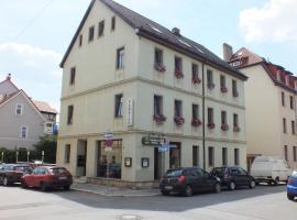 Pension Hinz & Kunz, guest house in Weimar