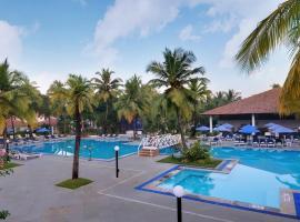 Novotel Goa Dona Sylvia Resort, luxury hotel in Cavelossim