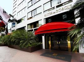 Suites del Bosque Hotel, hotel in San Isidro, Lima