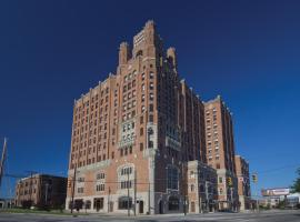 DoubleTree by Hilton - The Tudor Arms Hotel, hotel in Cleveland