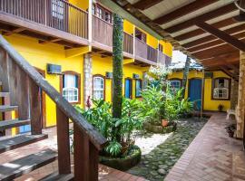 Pousada Konquista, hotel in Paraty
