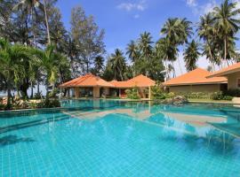 The Siam Residence Boutique Resort, hotel i nærheden af Ko Samui Hospital, Lipa Noi