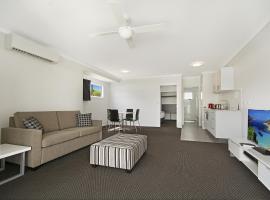 Cooroy Luxury Motel Apartments, hotel near Noosa Botanic Gardens, Cooroy