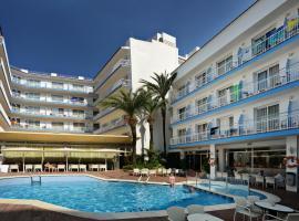 Hotel Miami, hotel in Calella