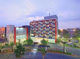 @Hom Hotel Tambun, hotel di Bekasi