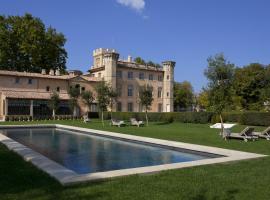 Villa Baulieu, hôtel à Rognes