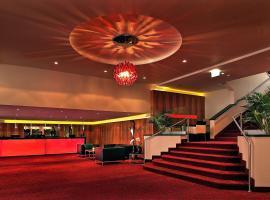 Best Western Plaza Hotel Wels, hótel í Wels
