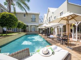 The Benjamin Hotel on Florida Road, hotel in Durban