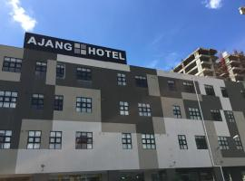 Ajang Hotel, boutique hotel in Miri
