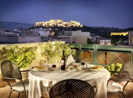 Jason Inn, hotel near Gazi - Technopoli, Athens