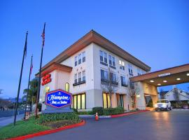 Hampton Inn & Suites Mountain View, hotel near Shoreline Amphitheatre, Mountain View
