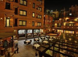 Dalai-La Boutique Hotel, hotel in Thamel, Kathmandu
