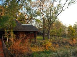 Idube Game Reserve, lodge in Sabi Sand Game Reserve
