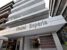 Esperia Hotel, хотел в Кавала