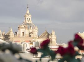 Hotel Plaza, hotel en Sevilla