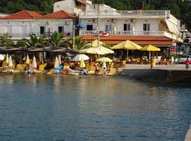 Aegean Hotel, hotel in Agia Triada
