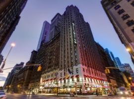 ウェリントン ホテル、ニューヨークにあるセントラル・パークの周辺ホテル