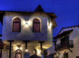 Chateaux Constantin Agistro, ξενοδοχείο στο Άγκιστρο