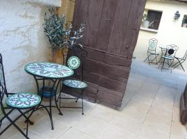 Appartement Aux Armoiries de Sarlat, hotel in Sarlat-la-Canéda