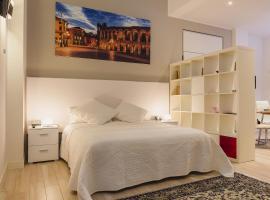 San Nicolò 3, apartamento en Verona